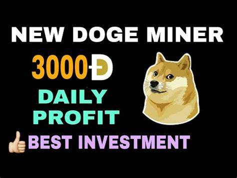 dogeminer   doge mining site earn