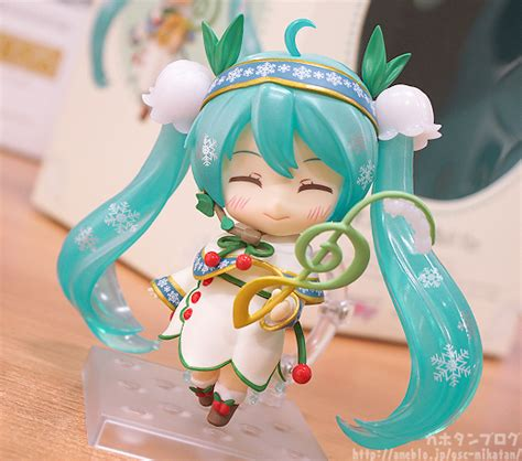 Nendoroid 493 Hatsune Miku Snow Bell Ver By Goodsmile New Mib Kws my snowbell trees and look up and the fragrance is amazing images frompo