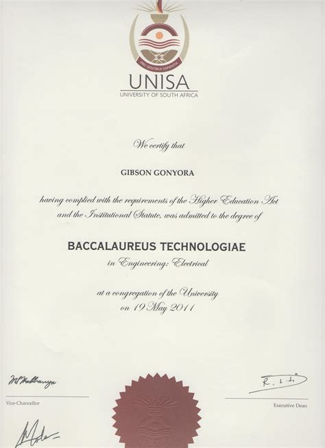 Unisa Mba Timetable 2017 by Certificate In Supply Chain Management Unisa Best Chain 2018