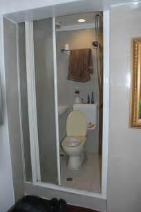 Tiny Bathroom Sink Ideas by Sink Toilet Shower Combo It S A Shower It S A Sink It