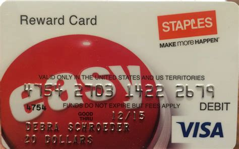 Prepaid Visa Gift Cards - get 20 back when you buy 300 in visa gift cards at staples