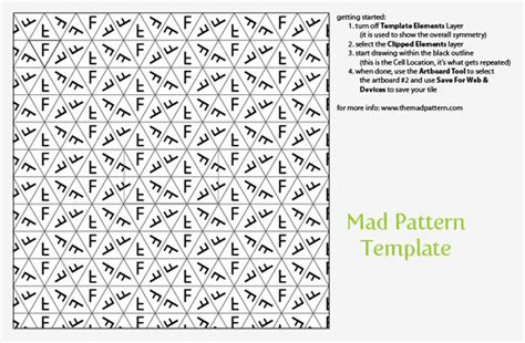 illustrator pattern templates amazing free seamless pattern generator templates for