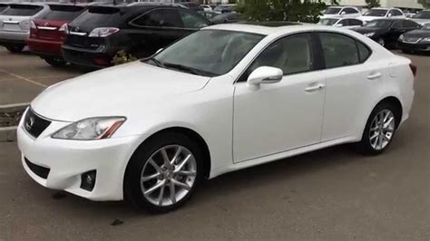 white lexus is 250 2012 lexus certified pre owned white 2013 is 250 awd leather