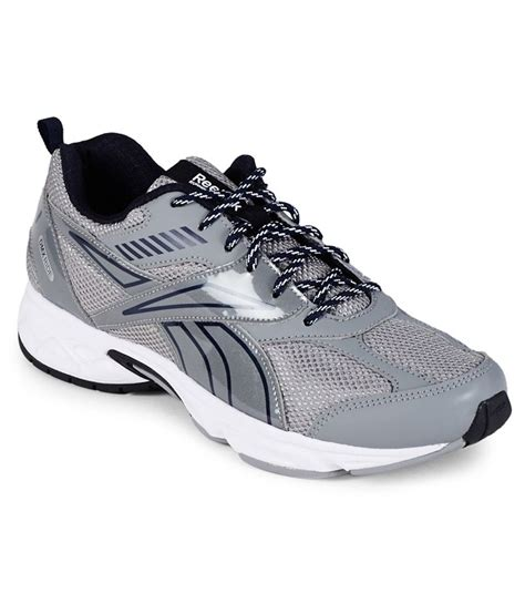active sport shoes reebok active sport 4 lp gray sport shoes price in india