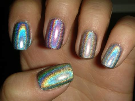 Set Brukat Purple color glam glitter nails image 184225 on