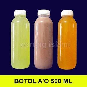 Almond Kemasan 500ml jual botol madu sirup jus almond ao 500 ml