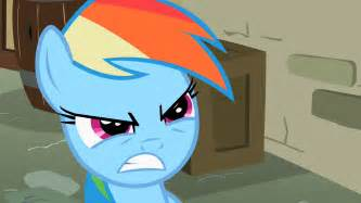 rainbow dash angry s2e8 png   my little pony friendship is magic wiki