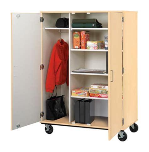 Wardrobe Storage Units by Industries Mobile Wardrobe Shelf Combo Storage Unit 80603 Mobile Storage Cabinets