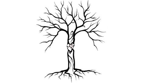 tribal tree tattoo designs small tribal tree