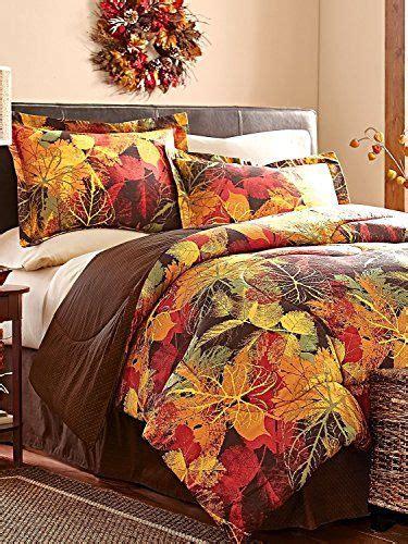 funkn fresh bedding  leaves spring summer  fall  pick comforters comforter sets
