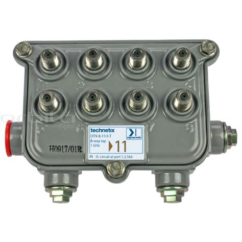 Tap Outdoor 8 Way professional tratec shunt series m magnavox 8 outputs to