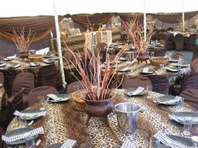 Cheap African Home Decor in the know on the move engagement party of tirelo amp titus