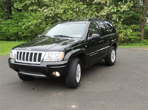 Jeep Grand Limited Edition 2004 2004 Jeep Grand Pictures Cargurus