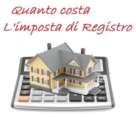 imposta sostitutiva prima casa imposta di registro williamtessitore it