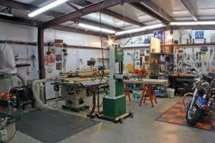 garage shop design woodshop