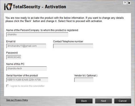 k7 antivirus full version for pc free download k7 total security 2017 activation key crack full version