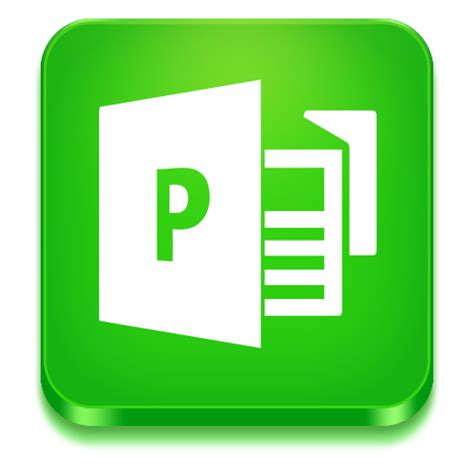 Microsoft Office Icon by Publisher Icon Microsoft Office 2013 Iconset Iconstoc
