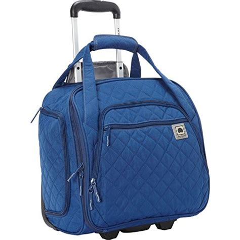 Exclusif Backpak Tas Exclusif Unisex Rhinoceros delsey quilted rolling underseat tote exclusive blue luggage bags suitcases carry on luggage