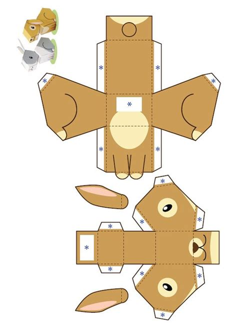 3d Papercraft Template - the 25 best ideas about paper toys on 3d