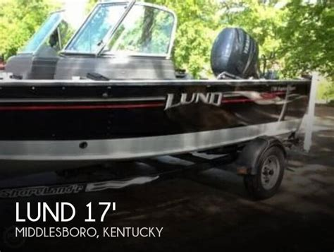 used lund boats for sale in kentucky 2006 lund 1700 explorer sport for sale in middlesboro