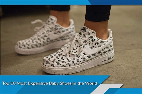 best slippers in the world most expensive baby shoes in the world top ten list