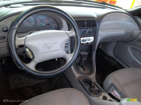 1999 Ford Mustang Interior by 1999 Ford Mustang V6 Convertible Interior Photo 49792610