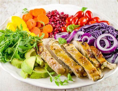 Den Mandarin Turkey Day Detox by 24 Paleo Salad Recipes Healthy Easy Light