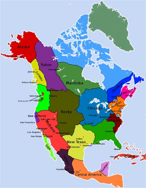 map of america divided into regions is this allowed post apoc america divided into