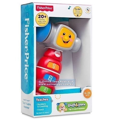 Fisher Price Hammer fisher price laugh learn tap n learn hammer