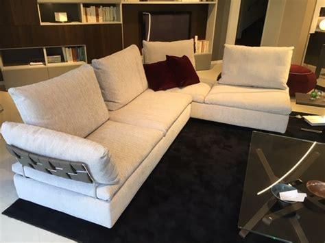 saba divani prezzi divano con penisola limes saba salotti a prezzo outlet