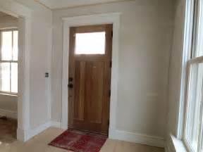Front Door Interiors 8front Door Interior Before Finish