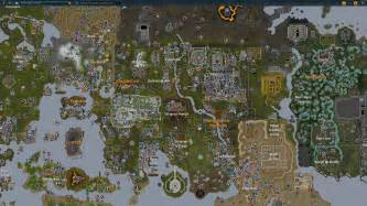 Osrs World Map by Image Gallery Osrs World Map