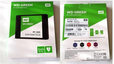 Diskon Wd Ssd Green 240gb wd green 240gb ssd tecnogaming