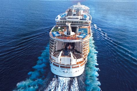 largest cruise line what are the world s largest cruise ships