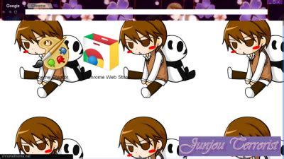 junjou romantica misaki google chrome theme by junjou romantica chrome themes themebeta