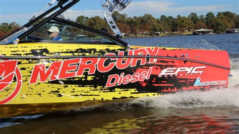 wake boat diesel epic 23v 2016 2016 reviews performance compare price