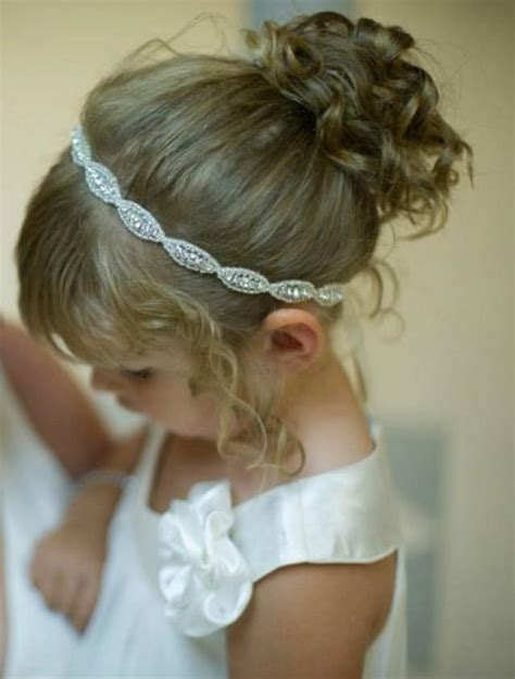 flower girl hair accessories wedding hair accessories flower girl headpiece headband flower girl hair