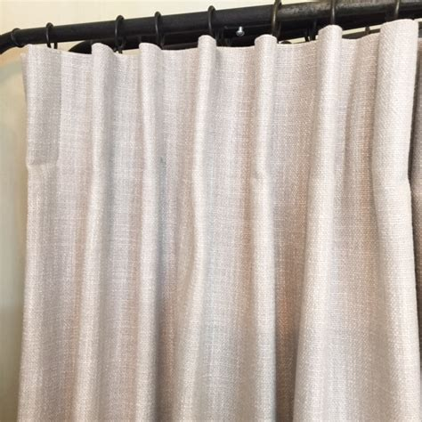 single pleat drapes a guide to the top styles of drapery headings jabot