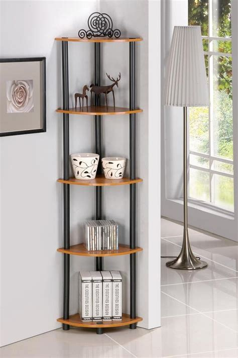Cheap Kitchen Storage Ideas by Wooden Corner Shelf In Singapore Singapore Singapore
