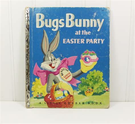 the story of easter golden book books bugs bunny at the easter golden book 183 1953