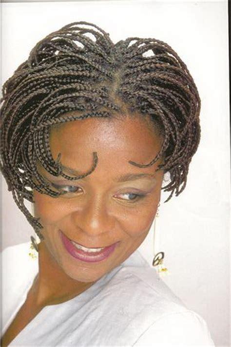 short tree braids styles short braids