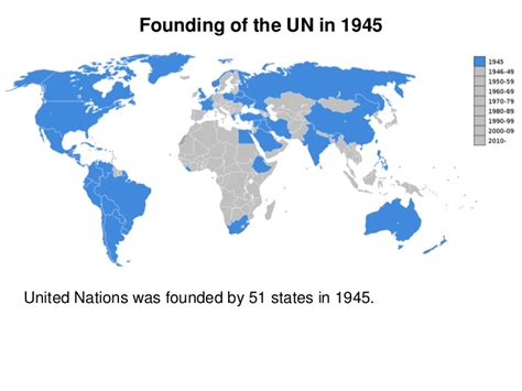 United Nations Nation 51 by Un Member States