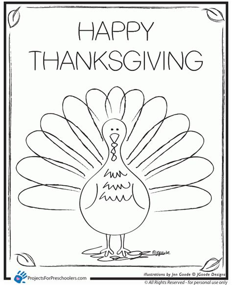 printable coloring pages of turkey thanksgiving free printable happy thanksgiving turkey coloring page