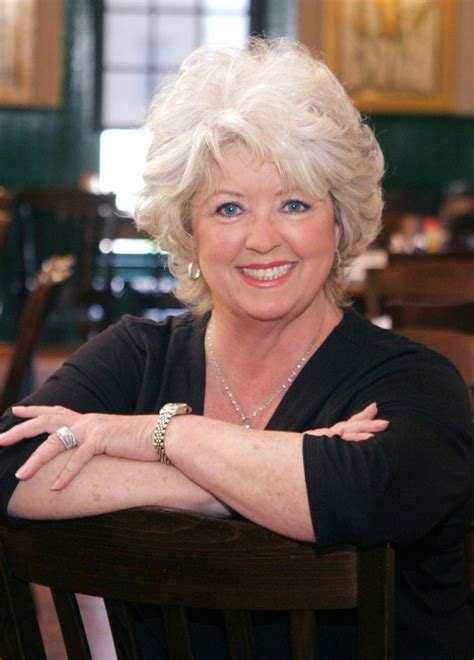 is paula deens hairstyle good for thin hair paula deen biography learn more about the celebrity chef