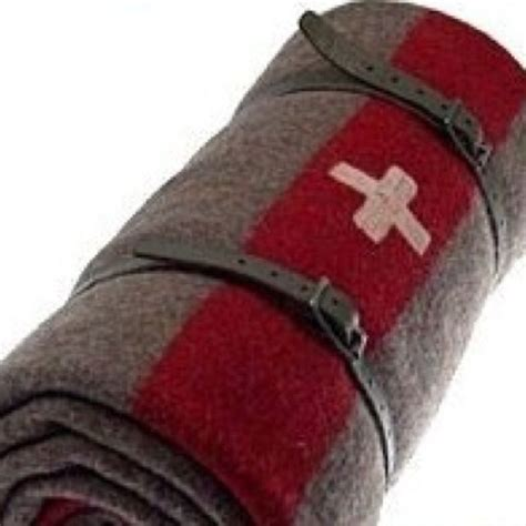 bed rolls original swiss army blanket roll bedrolls pinterest