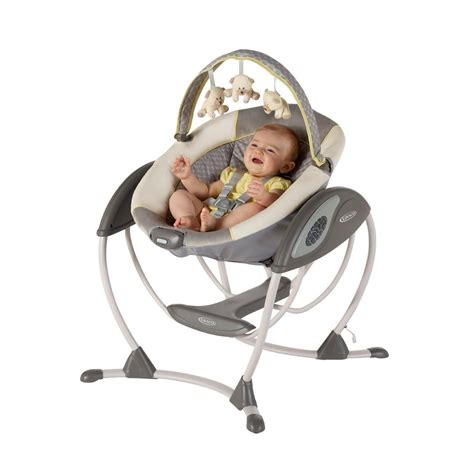 baby swing or glider graco glider elite baby swing baby monitor 101