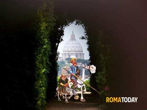 il giardino degli aranci roma le avventure di don chisciotte al giardino degli aranci