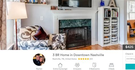 airbnb nashville current nashville airbnb hosts may be exempt from proposed