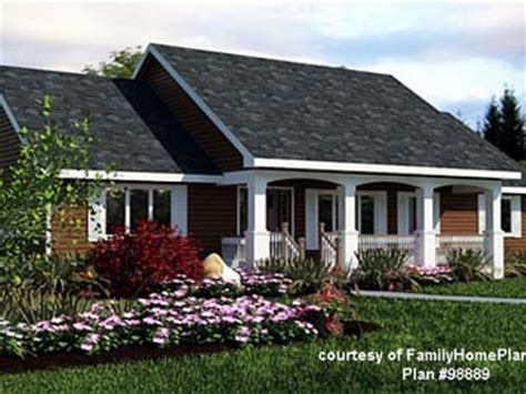 ranch house plans with covered porch covered porch house plans house plans