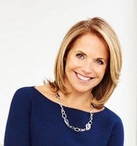 hairstyles of katie couric katie couric hairstyle fashion and style pinterest